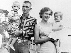 In Cold Blood: 1959 Walker family murders still unsolved as police fail to connect killers with Florida family In Cold Blood, Cold Case, Fiction Novels, Murder Mysteries, Us History, Before Us, The Victim, Serial Killers, True Crime