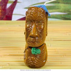 This Moko Moai Tiki Mug is a Tiki Farm limited edition. Made of glossy glazed…