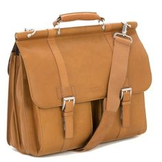 Leather Laptop Briefcase Organizer Kenneth Cole Women Ladies Office Professional