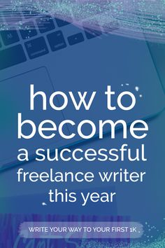 Are you interested in becoming a paid freelance writer? This course by Elna Cain is made to help beginners and bloggers alike make money with their writing skills. From building your portfolio to finding your first client, this 7 week course goes into everything you need to start your online business. Click through to see how you can become a freelance writer today! #aff