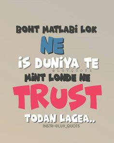 Punjabi Attitude Quotes, Punjabi Love Quotes, Inspirational Quotes Wallpapers, Motivational Quotes, Hindi Quotes, Quotations, Qoutes, Truth Quotes, Best Quotes