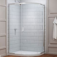 Buy Merlyn 8 Series Offset Quadrant Shower Enclosure x - Clear Glass today. Merlyn Part No: Free UK delivery in approx 10 working days. Quadrant Shower Enclosures, Heating And Plumbing, Luxury Shower, Chrome Handles, Modern Bathroom, Family Bathroom, Bathroom Ideas, Attic Bathroom, Bathroom Inspiration