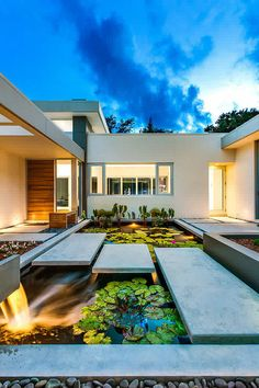 Thiết kế sân vườn tuyệt đẹp của căn hộ Florida, Mỹ qpdesign