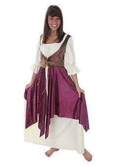 b99b9efd833b Amazon.com  Fun Costumes Plus Size Tavern Lady Costume 1x  Clothing