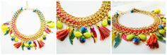 papagena necklace!!!! jewelry, summer edition