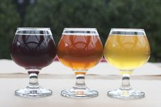 Care for a flight of our cask ale?