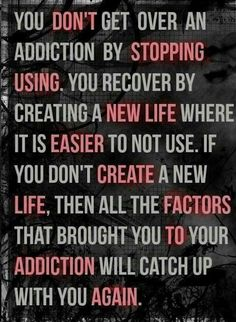 Addiction is a huge part of my life today. I was addicted to drugs and alcohol for roughly 5 years. Today I have a scholarship through the CRC and have been sober for 18 months. Without this struggle of my past I don't know where I would be today. John Maxwell, Eminem, Addiction Recovery Quotes, Drug Recovery Quotes, Recovery Humor, Overcoming Addiction Quotes, Alcohol Addiction Quotes, Quotes About Drug Addiction, Sayings