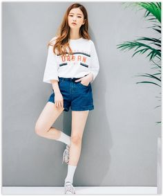 Back-to-School Sale~ Up to 80% OFF all items! icecream12 - Print Crewneck T-Shirt US$10.58