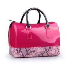 Furla, Gym Bag, Kate Spade, Pink, Bags, Fashion, Purses, Handbags, Moda