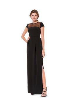 Schnittmuster: Abendkleid – Brautkleid – Spitzenoberteil - Kleider - Damen - burda style