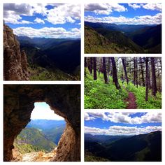 Storm Castle Rock hike!!  So breathtaking, 30-40 minutes each way, great for hiking beginners, and not far from town!