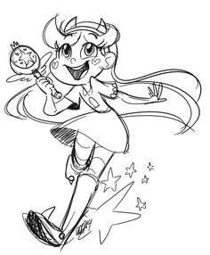 Queens guard colouring page - 1000 Images About Star Vs The Forces Of Evil On Pinterest