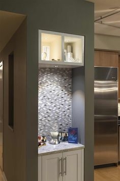 Puck LED Under Cabinet by Edge Lighting | puck-rd-3w-90d-30k-sa