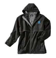 Men's New Englander Rain Jacket with Autism Speaks Logo