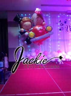 Balloon decorations for weddings birthday parties balloon balloon decorations for weddings birthday parties balloon sculptures in kuching and sibu sarawak junglespirit Gallery
