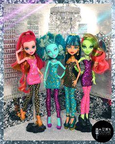 Monster Doll 2015 Couture Closet: High от HauntCoutureAtelier