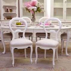 Chairs On Pinterest Side Chairs Dining Chairs And French Vintage