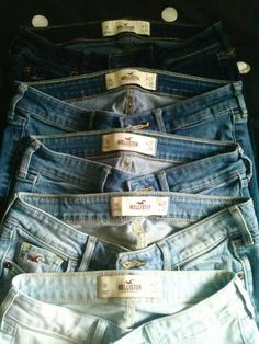 "As old school and ""young"" as it may be, i LOVE Hollister jeans! They fit me the best!"