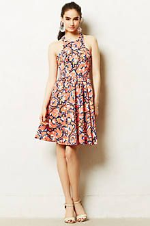 This is the dress I wore for graduation last weekend.  It worked quite well with my ballet tights and black heels!