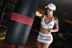 TOP SPORTS SHOW : FABI PARTICIPA DE EVENTO DE MMA