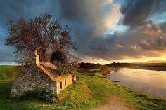 Bild: Landschaftsfotos 2014 (© REX/Angus Clyne)