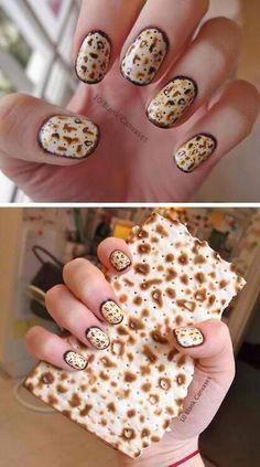 Kosher for Passover nails