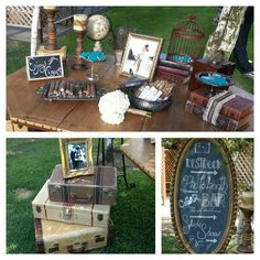 Details And Cigar Bar From My Sisters Great Gatsby Vintage Peacock Inspired Wedding