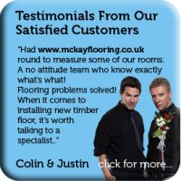 Testimonial from Colin and Justin