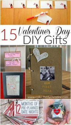 valentines day DIY gifts