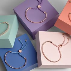 The #MonicaVinader Fiji Spring Edit. This week we're revealing our new Fiji #FriendshipBracelet collection, refreshed with sorbet hues for Spring/Summer 2016. #MVICONS
