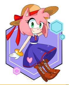 324 Best Amy Rose Images In 2019 Amy Rose Hedgehogs Girlfriends
