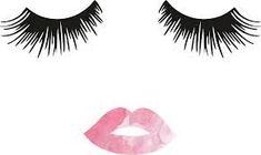 Image result for eyelash clipart