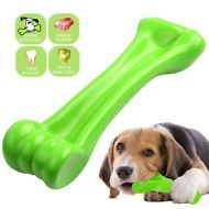 Durable Dog Chew Toys Oneisall Bone Aggressive Chewers