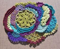 free form crochet awards - Google Search