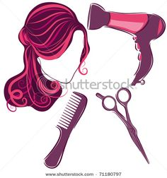 Find beauty salon hair style stock images in HD and millions of other royalty-free stock photos, illustrations and vectors in the Shutterstock collection. Beauty Art, Beauty Shop, Aussie Hair Products, Curling Iron Hairstyles, Hair Shows, Hair Serum, Hair Images, Tips Belleza, Free Hair
