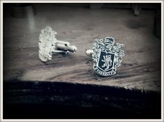 These are a pair of cufflinks we worked on for one of our loyal customers. Such a timeless piece. Family Crest cuff links make exquisite gifts for the Irish Gentleman Irish Jewelry, Family Crest, Irish Men, Jewelry Design, Men's Jewelry, Bracelets For Men, Precious Metals, Handcrafted Jewelry, Cufflinks