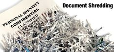You can rest assured that your confidential documents are handled with the utmost care being shredded on-site by our bonded and background checked Customer Service Professionals,  http://www.mailroomaz.com/