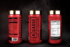 4 Gauge Pre-Workout | Male Health Review