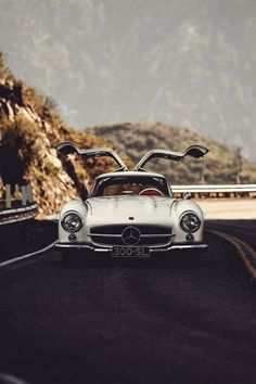 mistergoodlife:  Mercedes Benz 300SL Gullwing | Mr. Goodlife