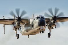 "Fleet Logistics Support Squadron 30 (VRC-30) ""Providers""  www.ottosenphotography.com | © Matt Ottosen"