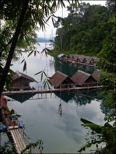 Thailand National Park Khao Sok