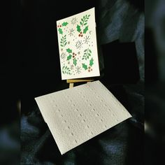 Seasonal Greeting Cards are available at www.extravagentplanninganddesign.com Customized Gifts, Playing Cards, Greeting Cards, Seasons, Personalized Gifts, Personalised Gifts, Seasons Of The Year, Game Cards