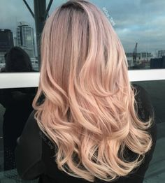 Coral rose gold by Guy Tang