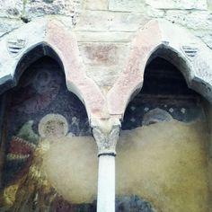 Bifora gotica #foligno #italy