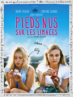 Pieds nus sur les limaces - Fabienne Berthaud - 2009