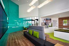 Modscape project - Merrifield Sales Office