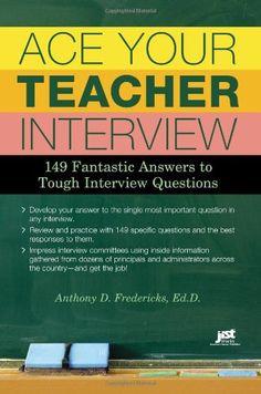 50 Great Questions for Teacher Interviews