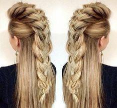Womens Mohawk Hairstyles