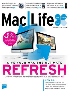 #iPad User Magazine #81. Give your #Mac the ultimate refresh!