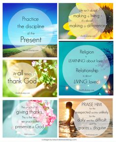 Great quotes from Ann Voskamp